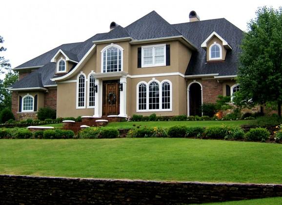 Amerikanske huse