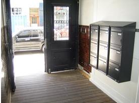 Postkasseanlæg
