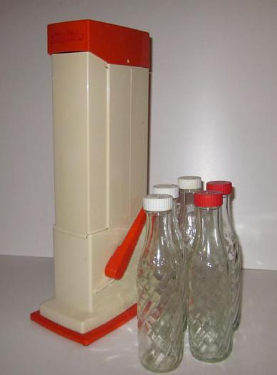 Sodastream i gamle dage