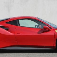 Vinterhi til min Ferrari