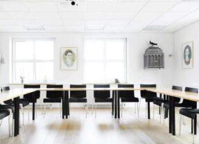 Godt designede konferencelokaler