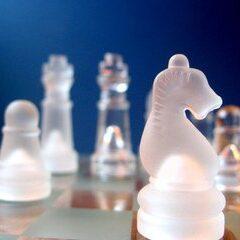 Det er udfordrende at spille skak